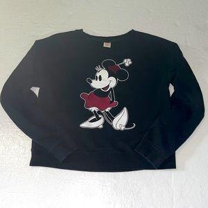 UNIQLO Minnie Mouse Sweatshirt